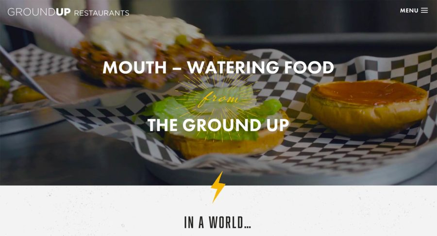 Ground up Restaurants