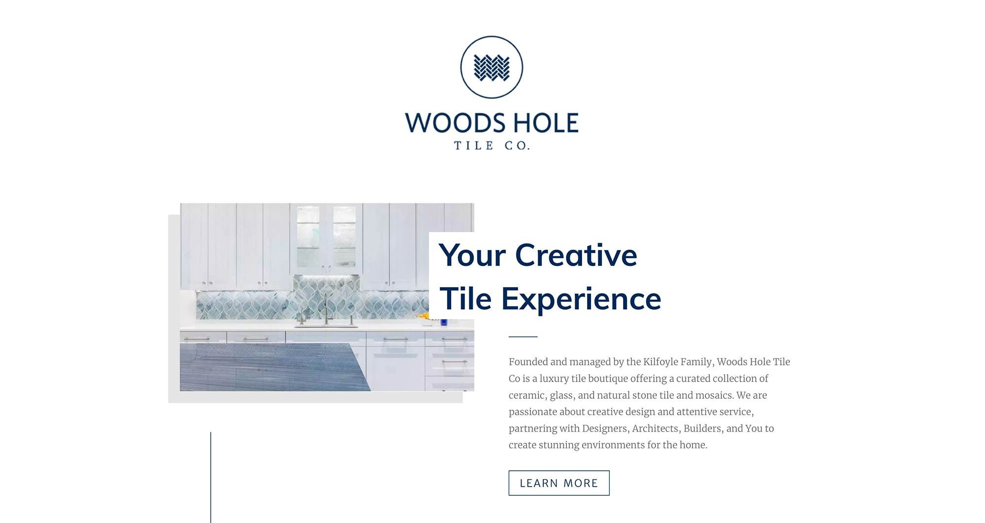 Woods Hole Tile Company