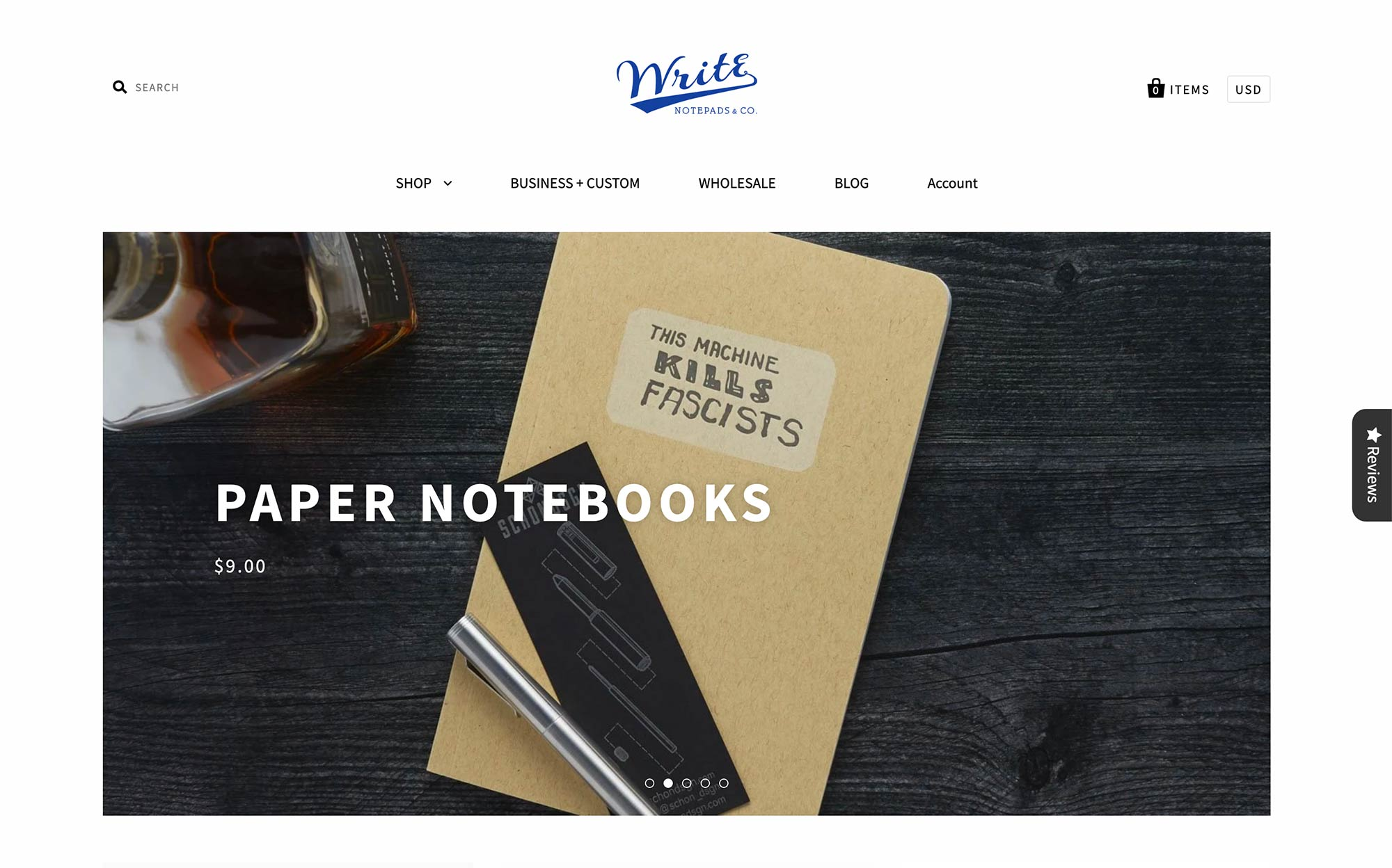 Write Notepads and Co