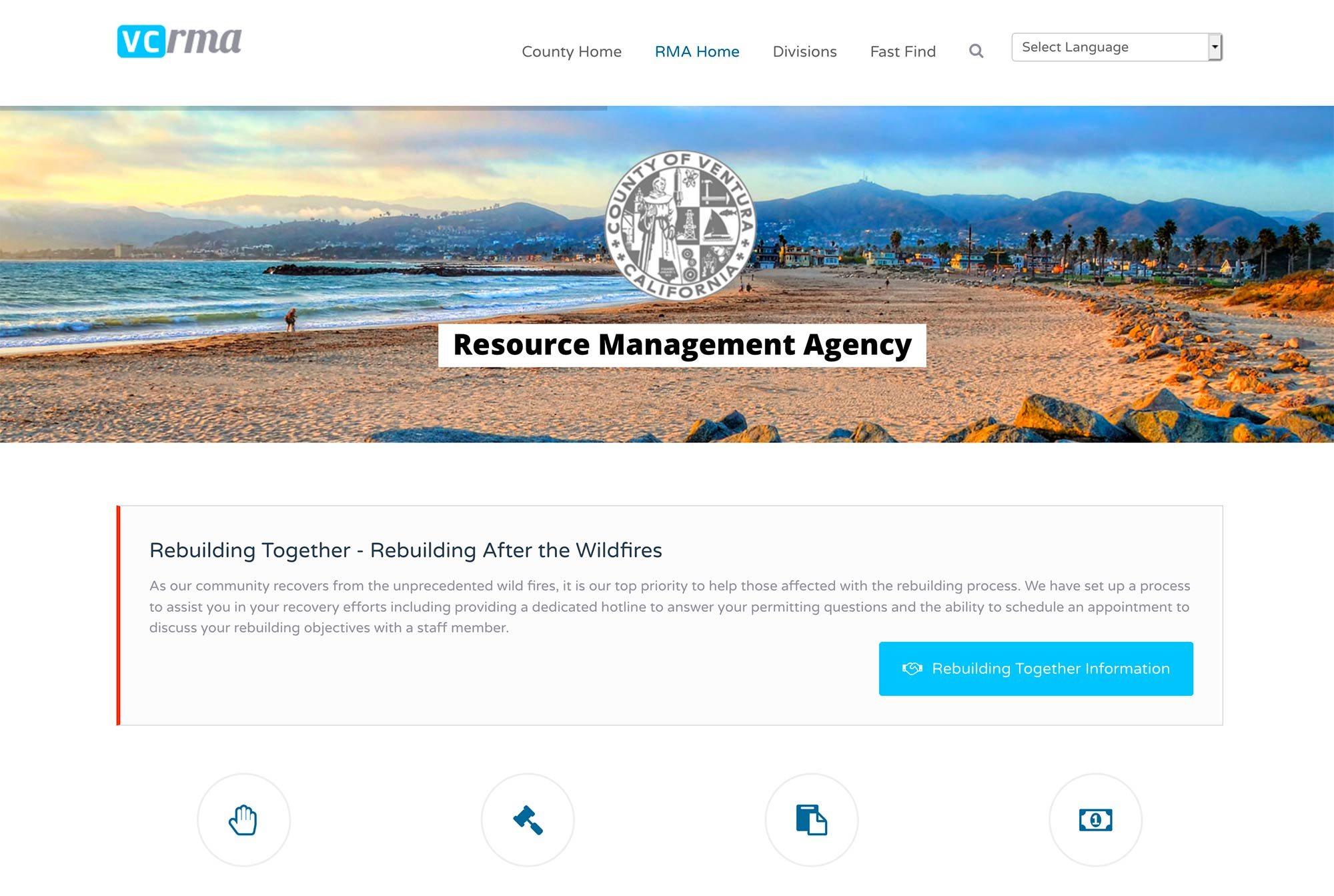 County of Ventura Resource Management Agency