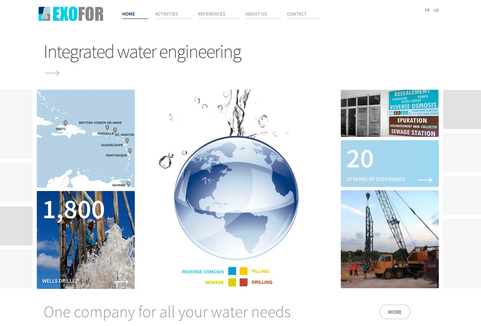 Exofor Integrated Water Engineering