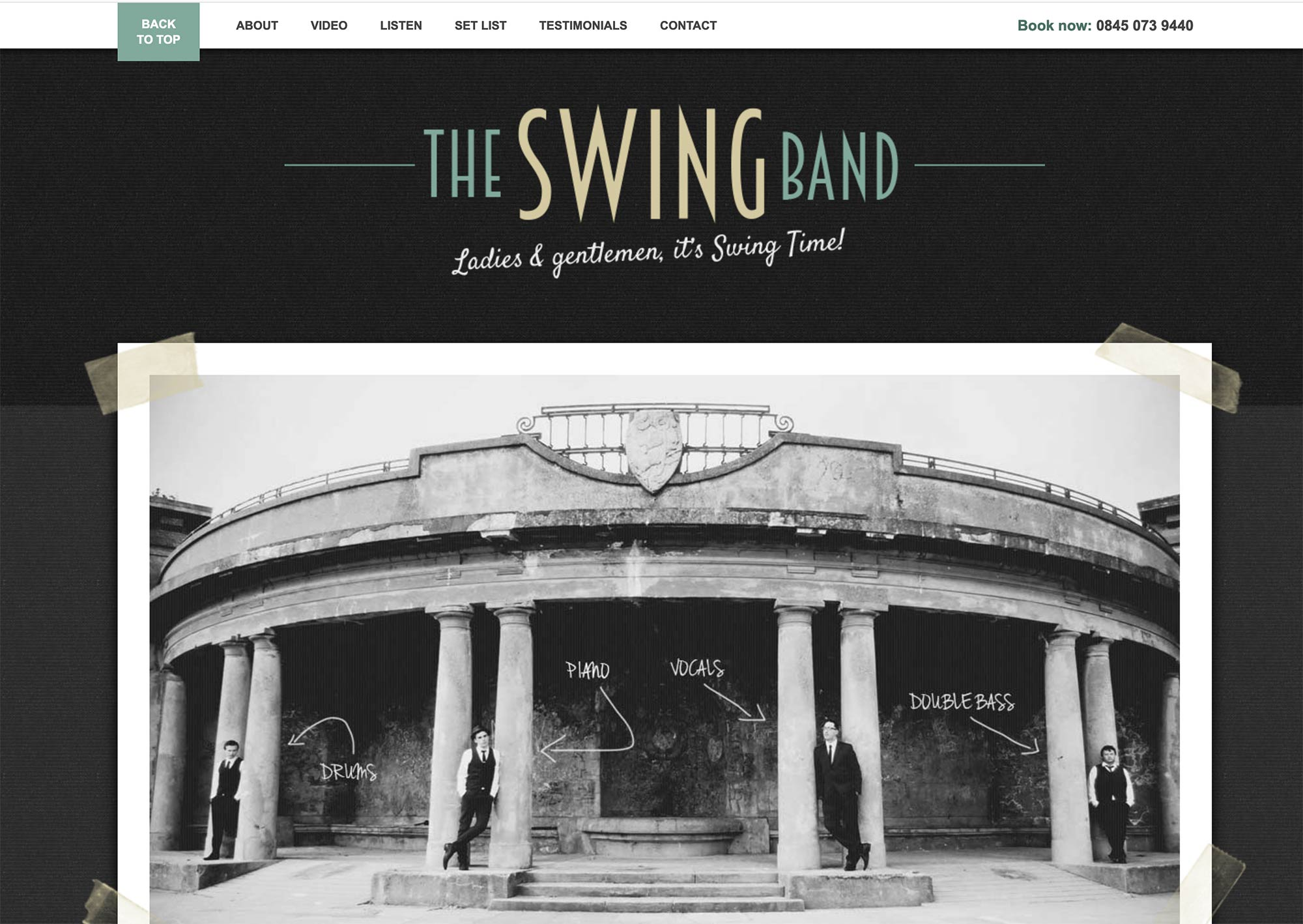 The Swing Band