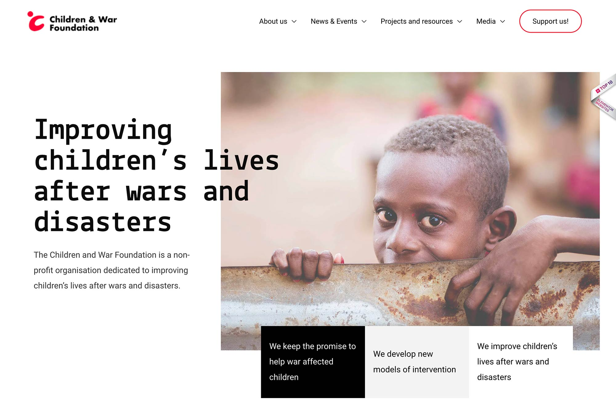 Children and War Foundation