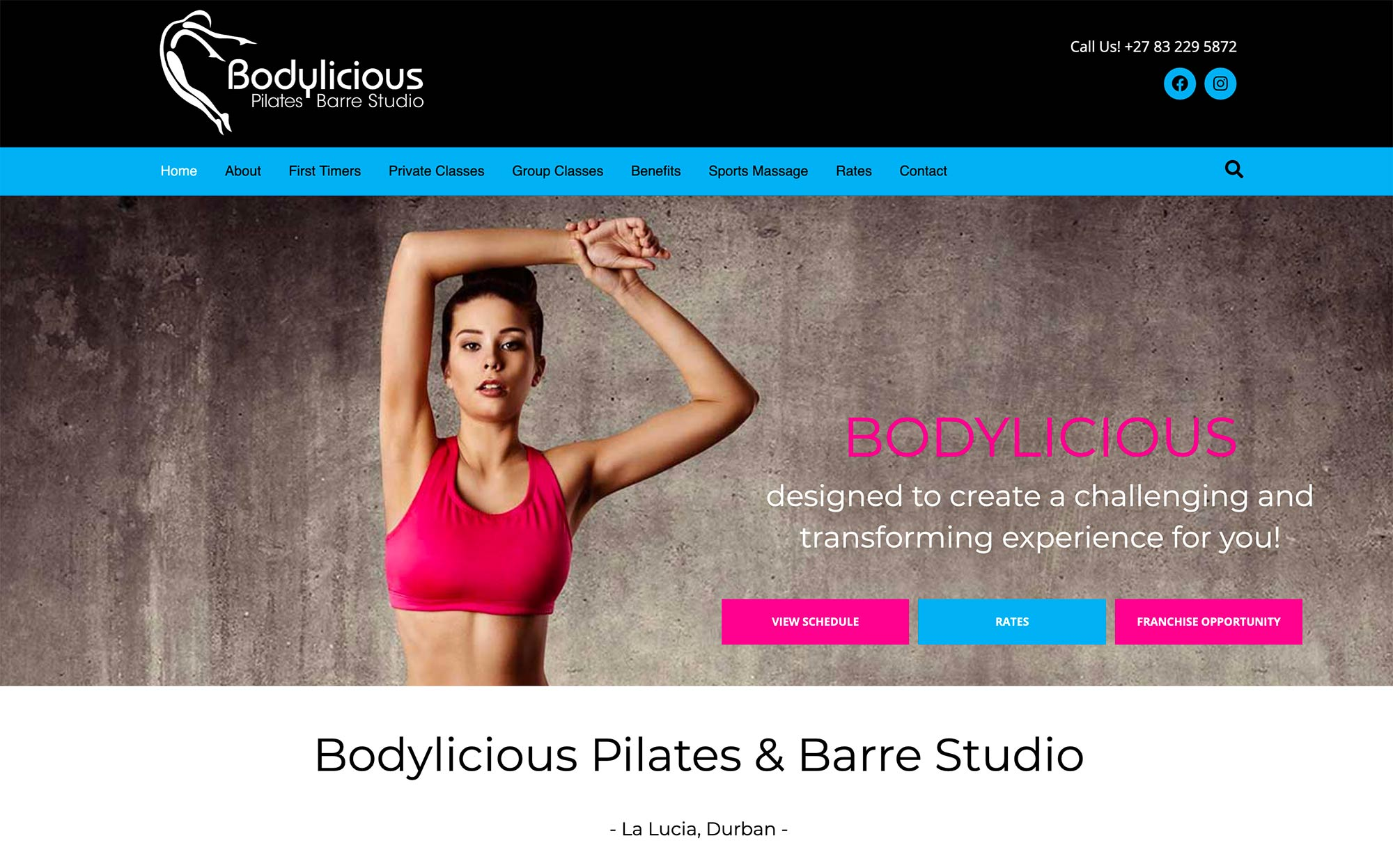 Bodylicious Pilates and Barre Studio