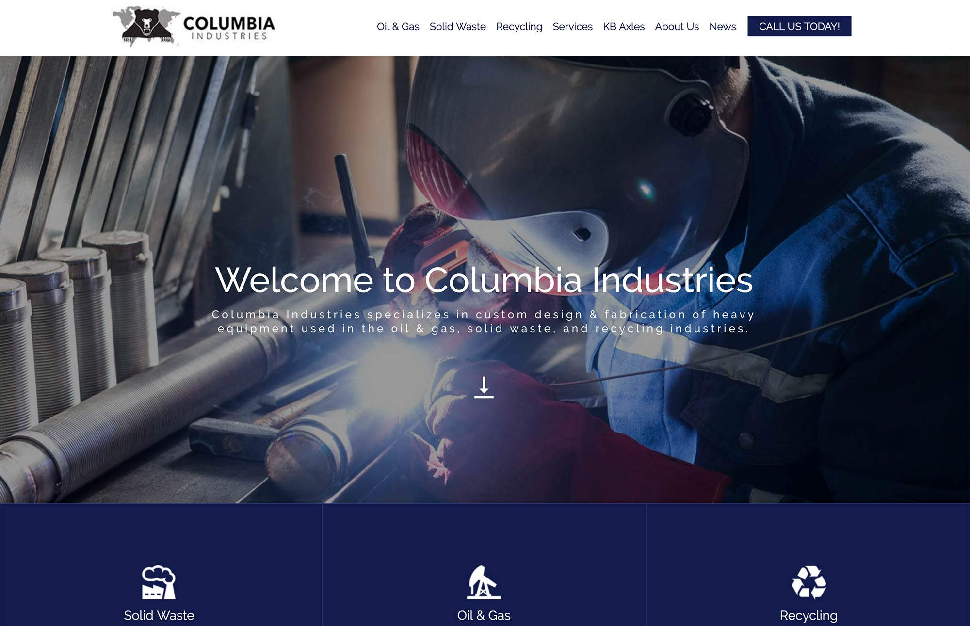 Columbia Industries
