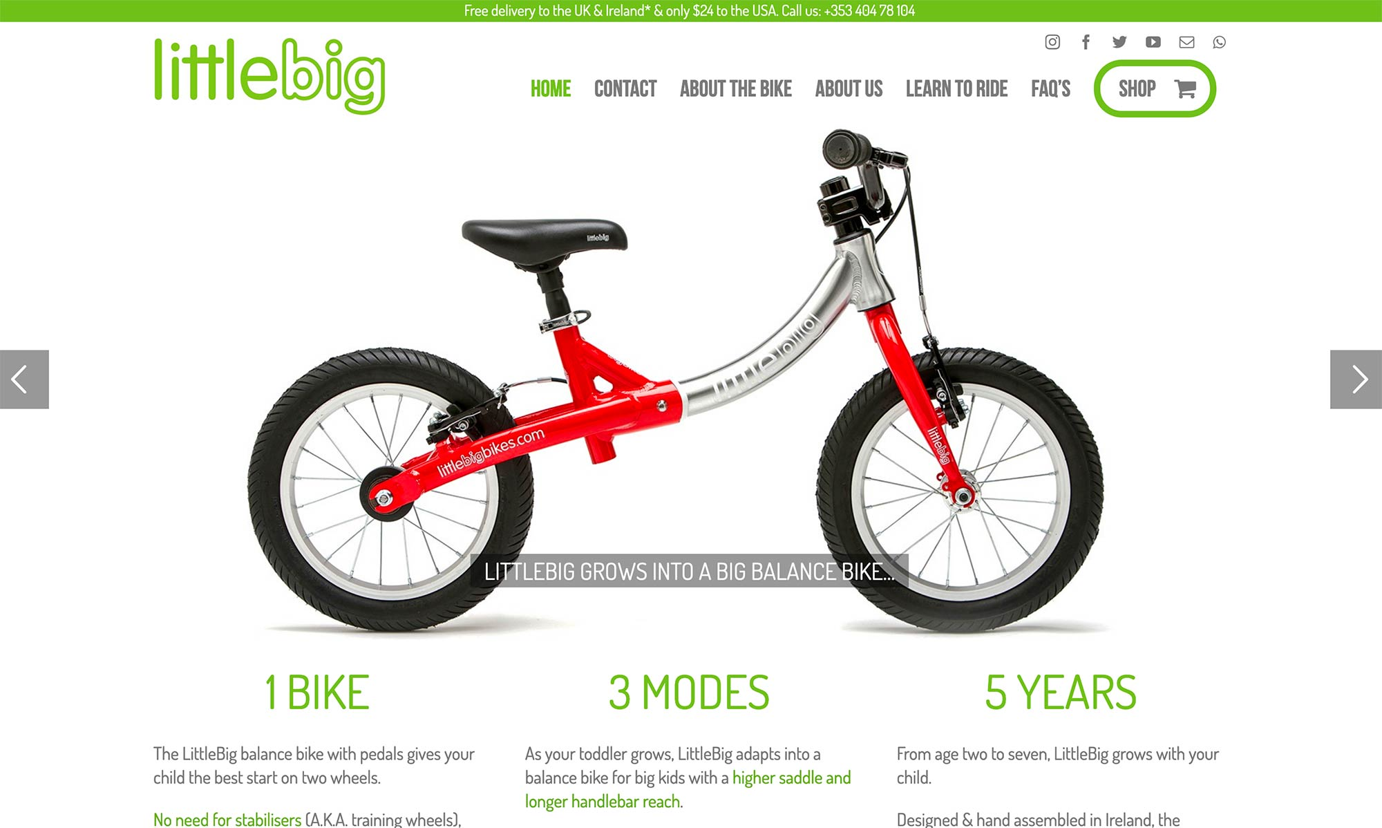 Little Big Bikes