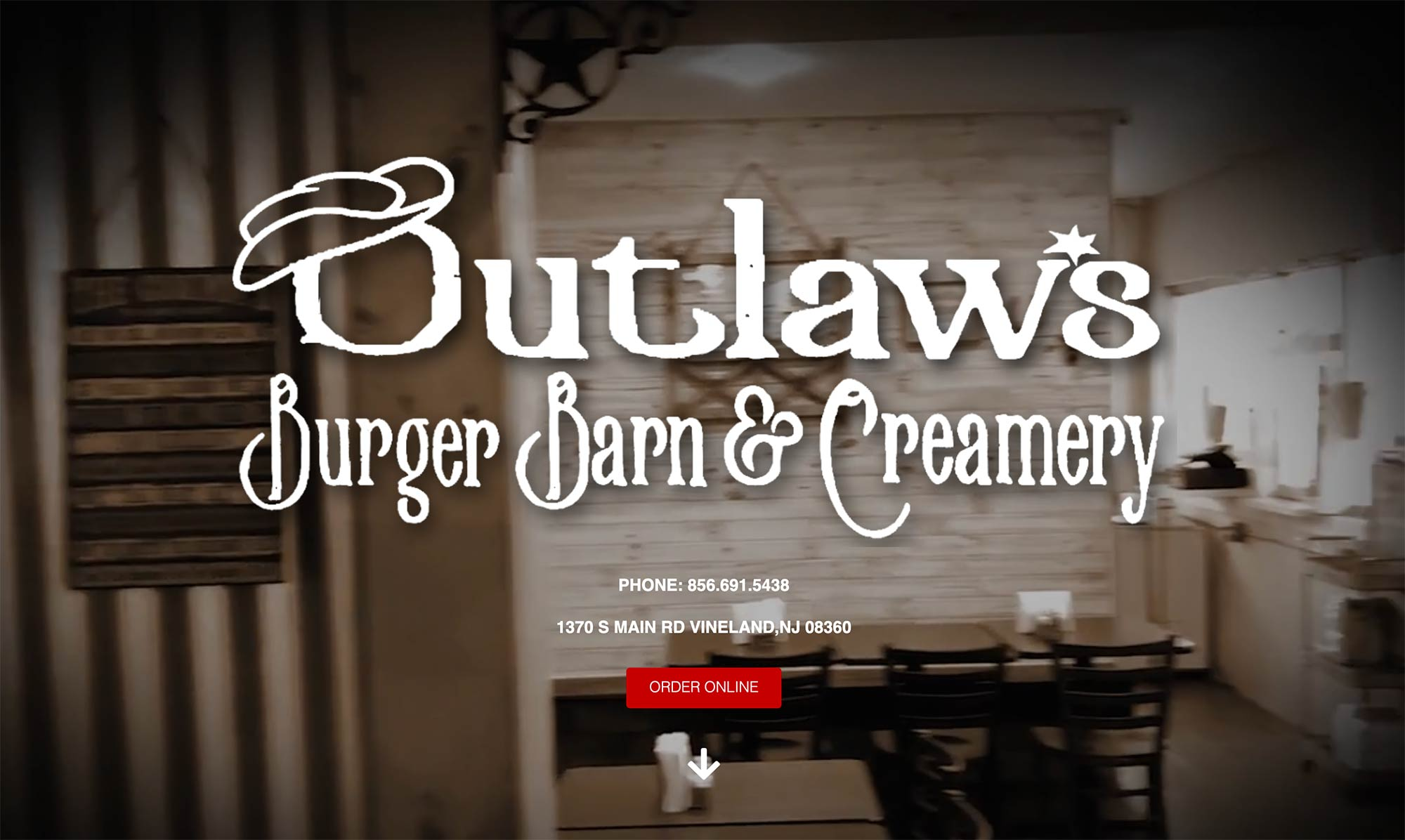 Outlaws Burger Barn
