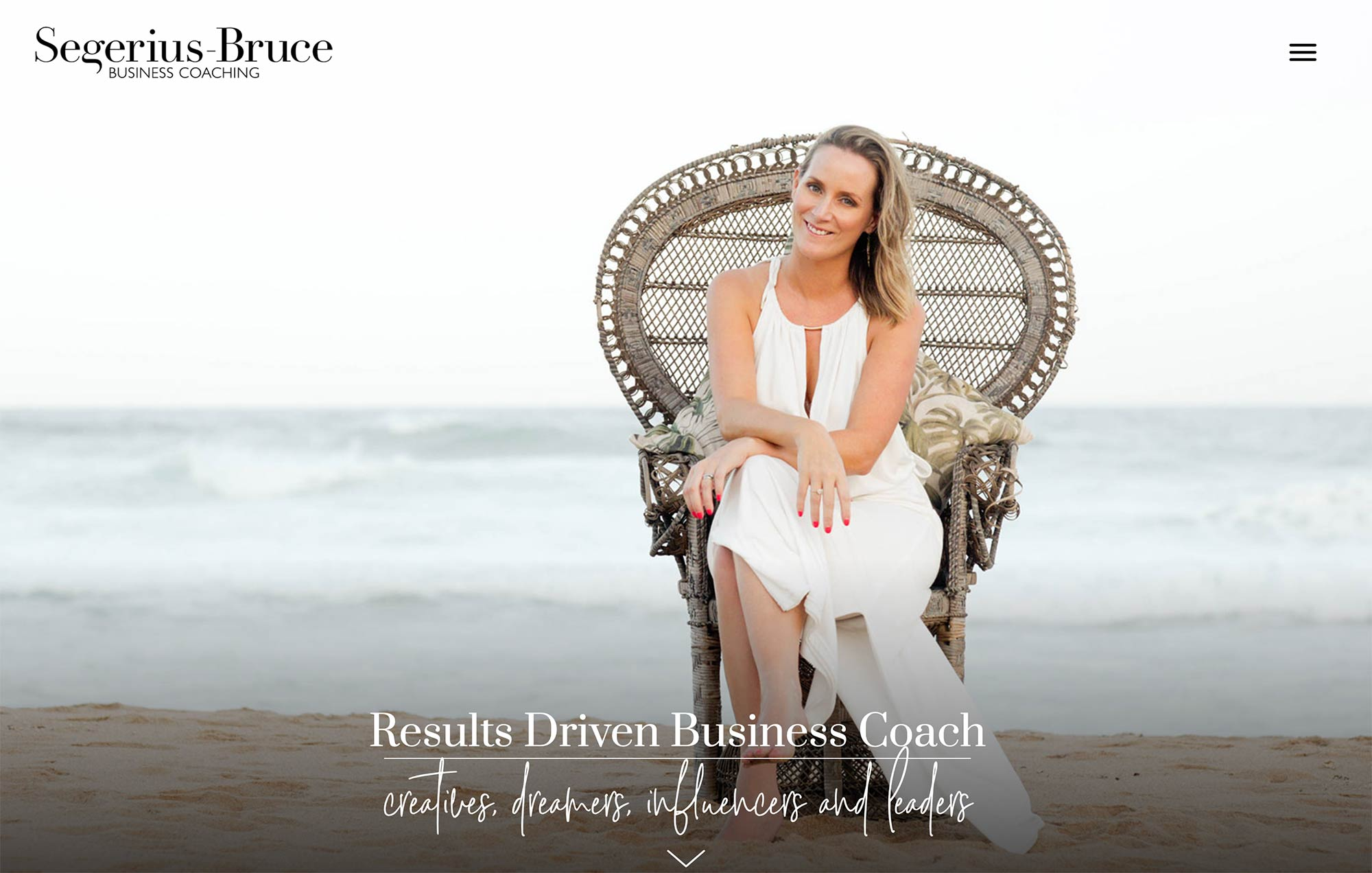 Segerius-Bruce business Coaching