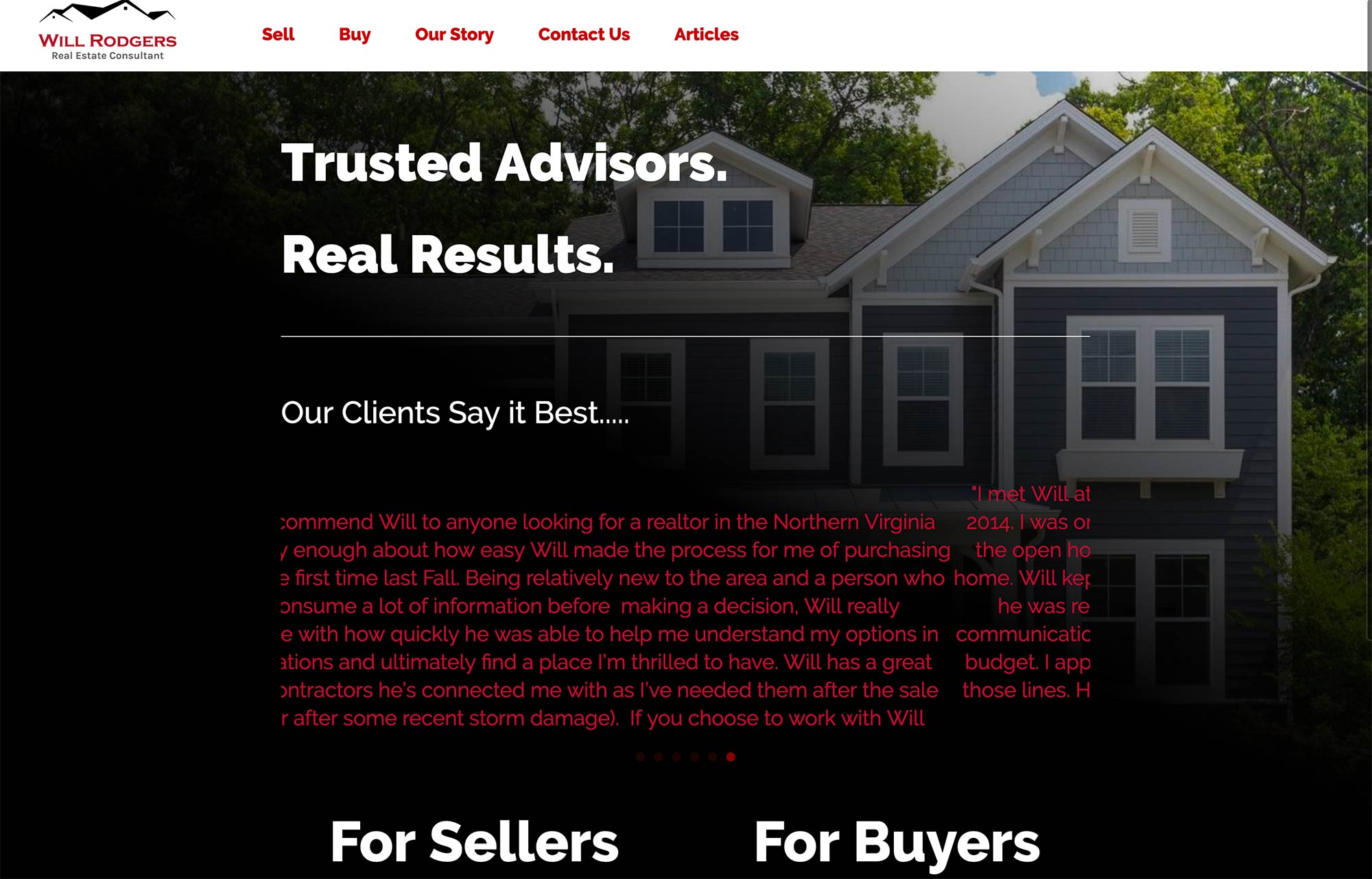 Will Rodgers Real Estate Agent