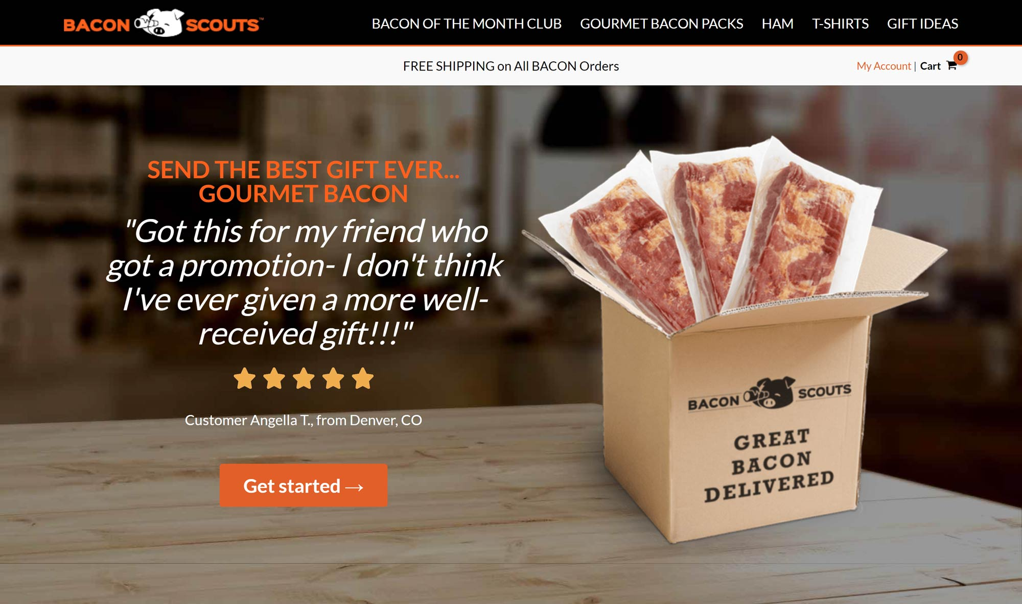 Bacon Scouts