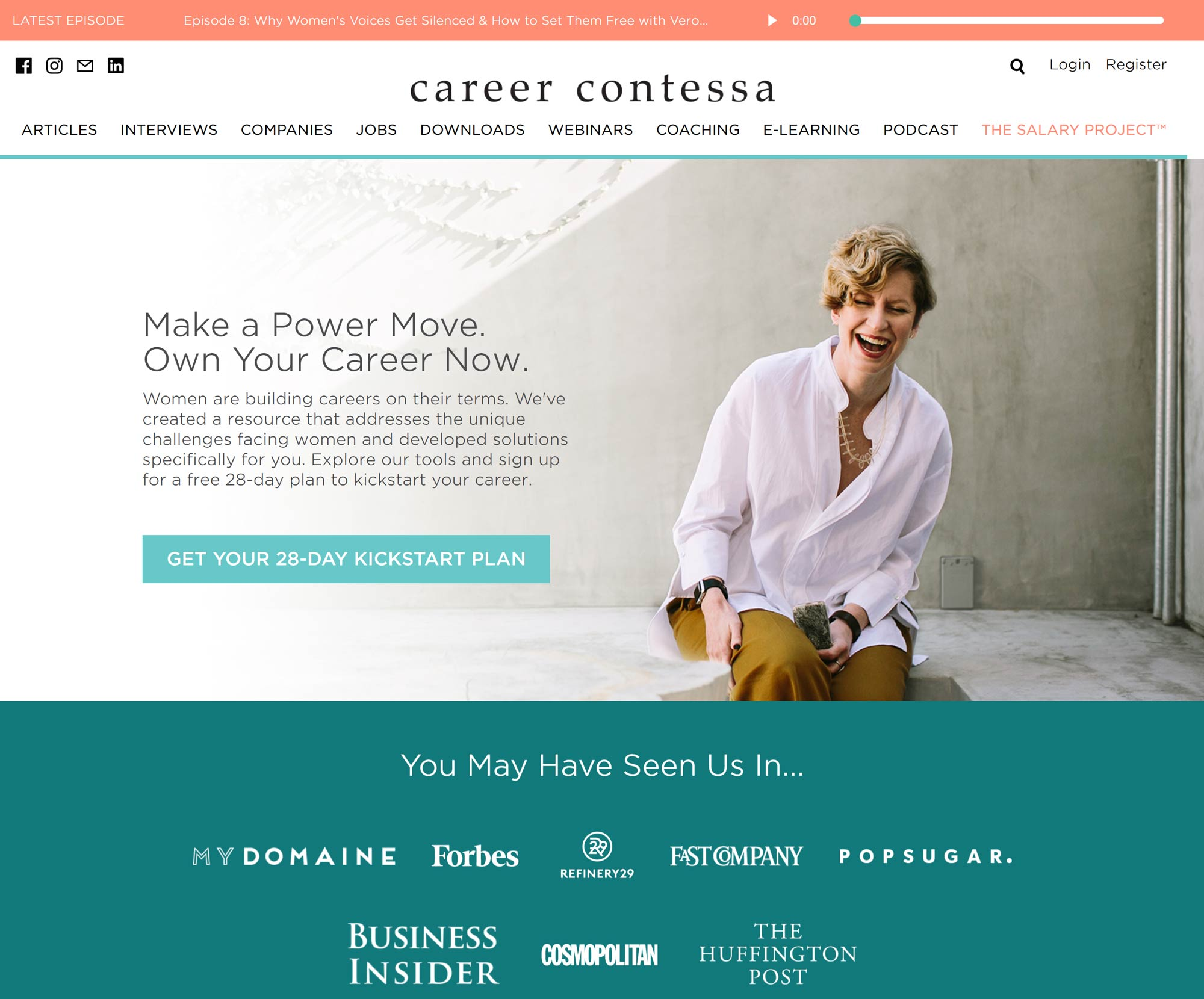 Career Contessa