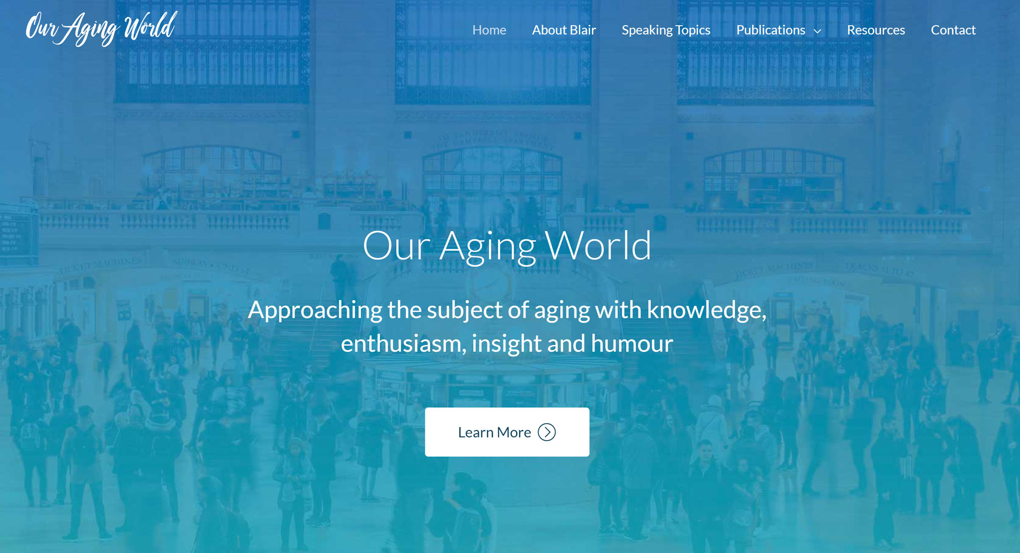 Our Aging World
