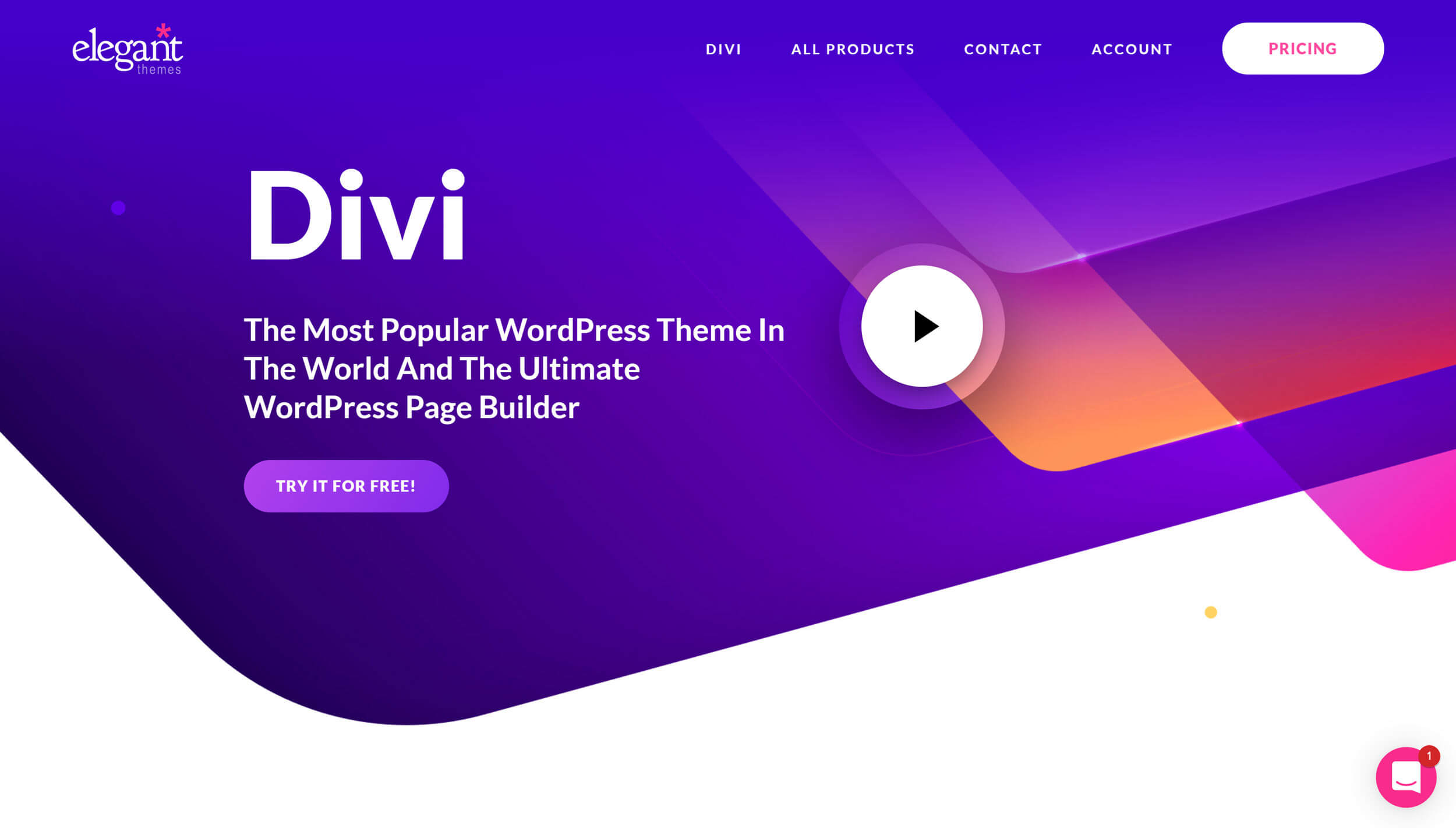 Divi Website