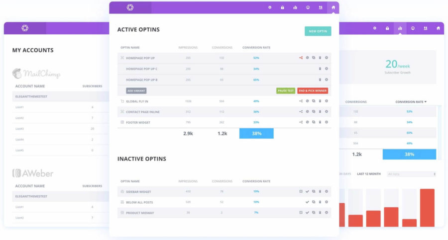 bloom-optin-plugin-dashboard-interface