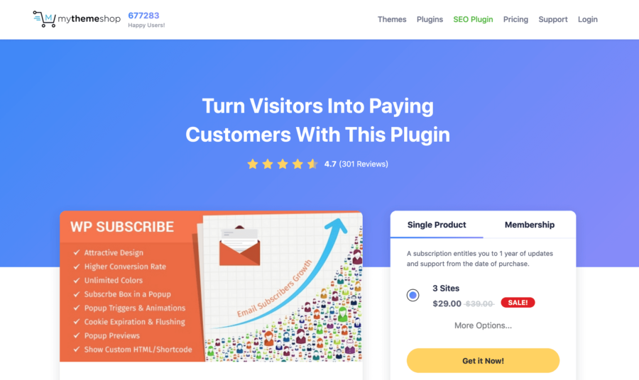 wp-subscribe-email-newletter-plugin