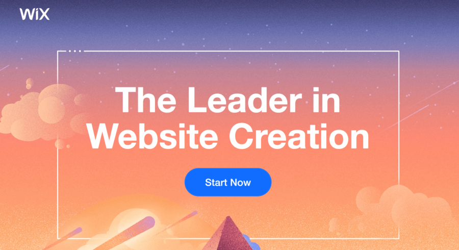 How to create a landing page with Instapage: illustrated Wix landing page part one